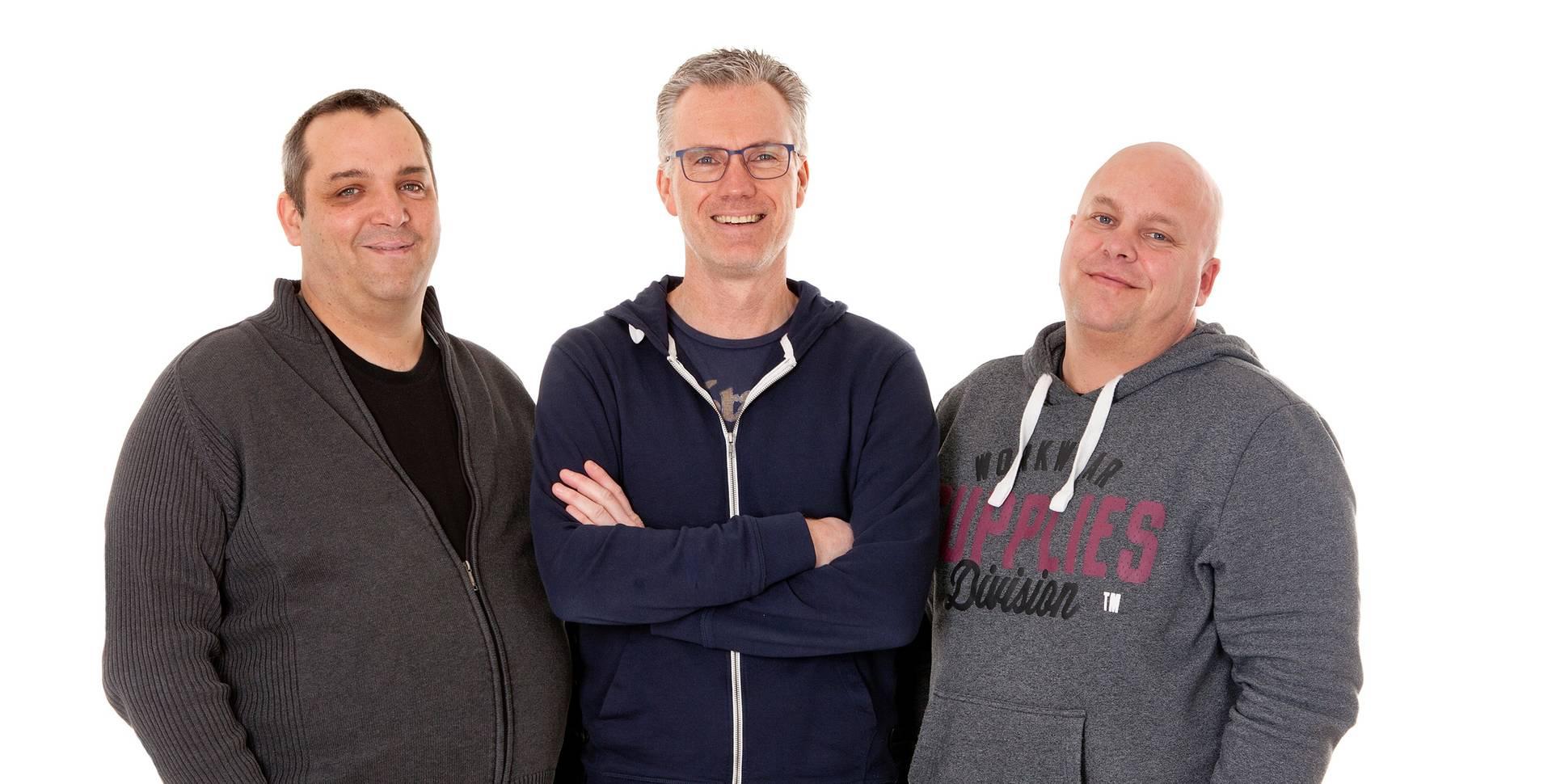Het team van Rijsdijk ICT